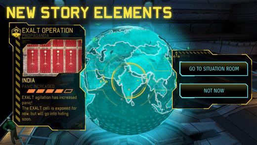Топ-10 приложений для iOS и Android (13 - 19 февраля) - XCOM®. Enemy Within