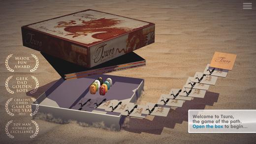 Топ-10 приложений для iOS и Android (13 - 19 февраля) - Tsuro - The Game of the Path