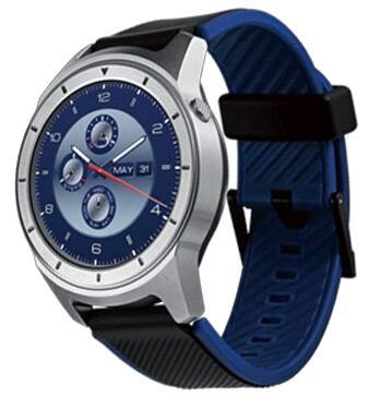 ZTE is preparing a smart watch on Android Wear Quartz