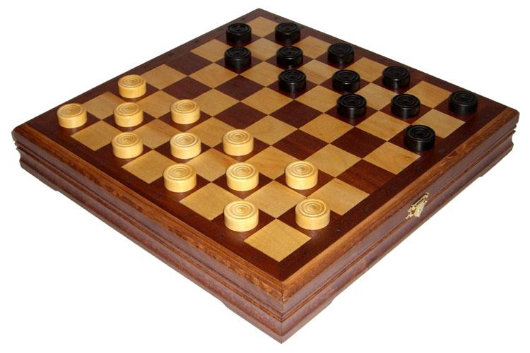 8 настольных игр, которые развивают интеллект – шашки