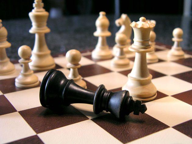 8 настольных игр, которые развивают интеллект - шахматы