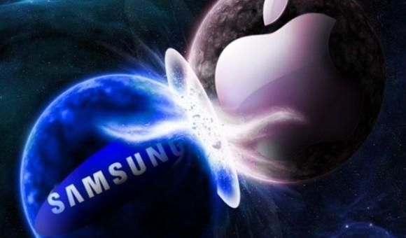 Apple has overtaken shipments of smartphones Samsung