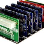 5454 Atomo — replacement Arduino and modular electronic LEGO