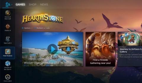 Blizzard said goodbye to Battle.net