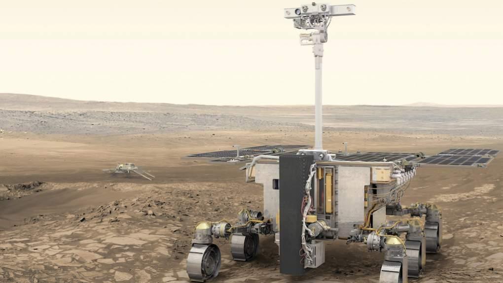 European space Agency chooses landing site for the Mars Rover ExoMars