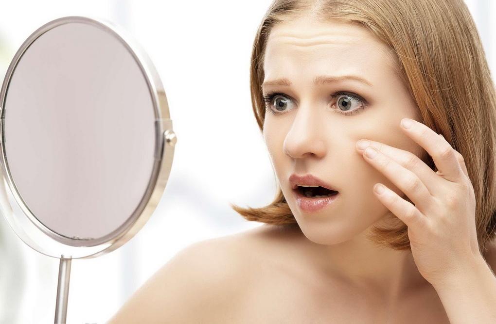 Проблемы с кожей-необходимость детокса