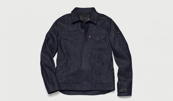 """Google-Levi's – """"smart"""" jacket for $ 350"""