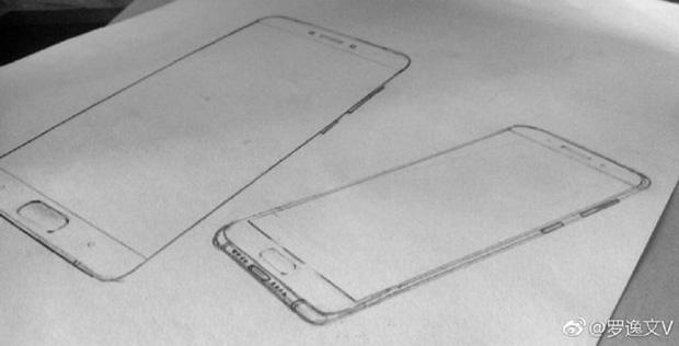 В сеть утекли эскизы Xiaomi Mi6 - фото 1