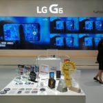 4257 LG G6 has won more than 30 awards at the MWC 2017