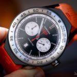 4925 Modular smart watch Tag Heuer Connected Modular 45 (27 pics + 2 videos)