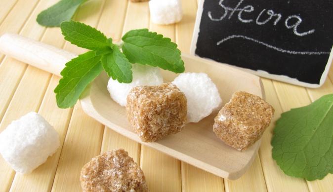 Стевия-заменитель сахара