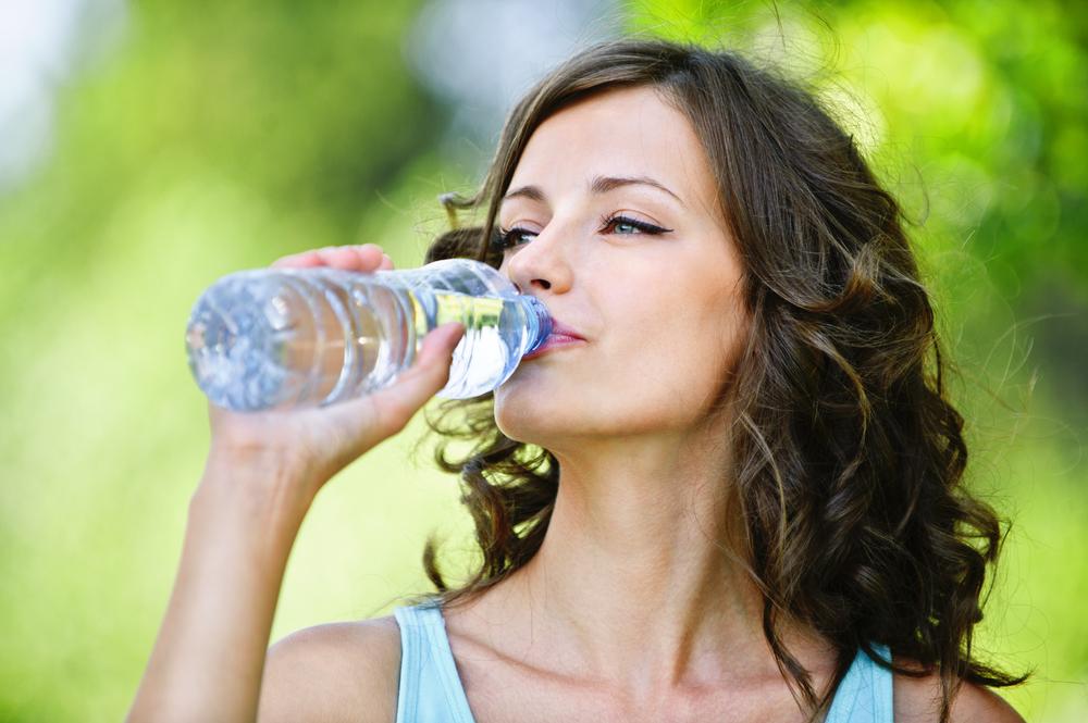 Пить воду-полезная привычка
