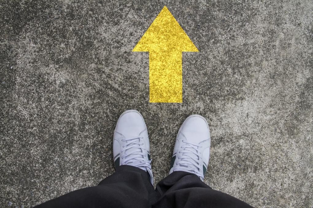 Первый шаг-на пути к здоровому образу жизни