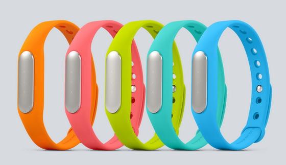 Xiaomi Mi Band-фитнес-браслет расцветки