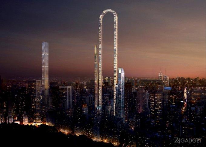 6008 The Manhattan skyscraper Big Bend (9 photos)