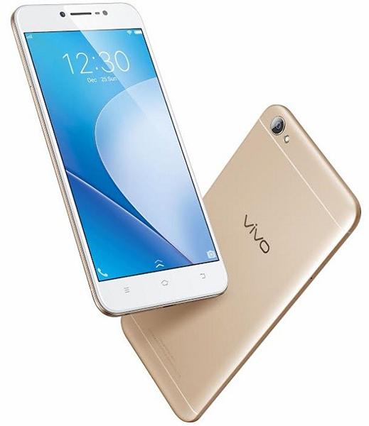 Vivo presented Y66 — smartphone for selfie lovers