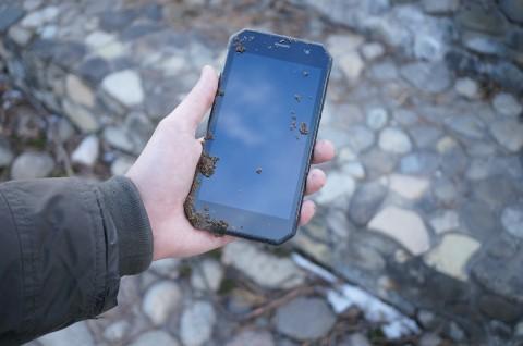 При раскопках в Москве нашли смартфон-путешественник