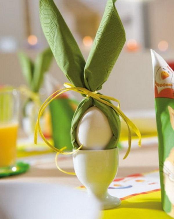 Яйцо-пасхальный кролик