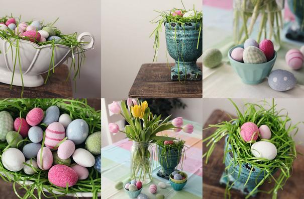 Easter decor-photo