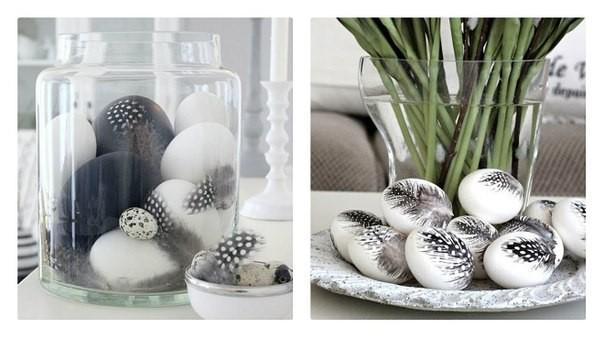 Декор пасхальных яиц-идеи и фото