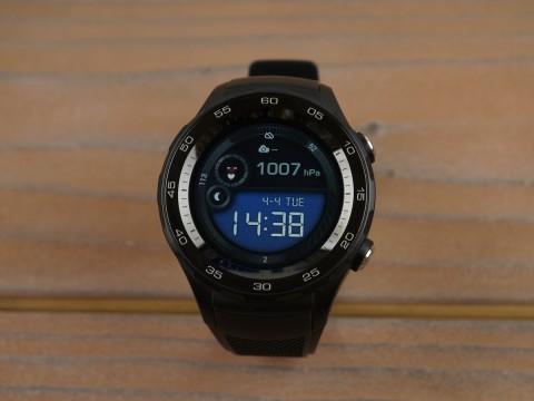 First look: Huawei Watch 2