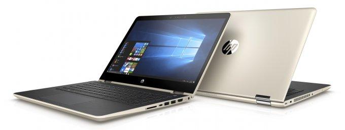Ноутбуки HP Pavilion стали практичнее (4 фото)