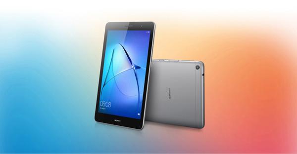 Huawei представила бюджетные планшеты MediaPad T3 с 7 и 8 экранами – фото 1