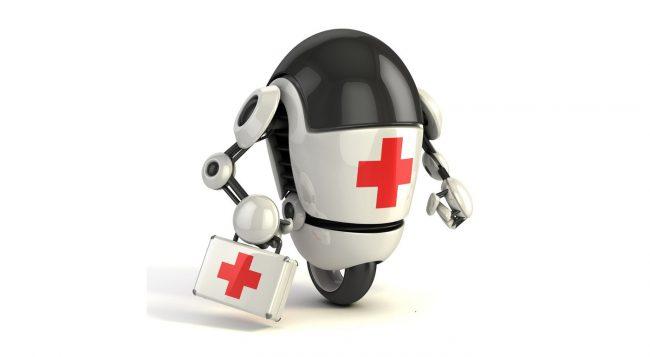 In Moscow presented a Patriotic alternative to the robot-surgeon Da Vinci