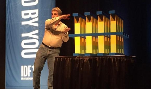 """Intel is developing """"eternal"""" memory card"""