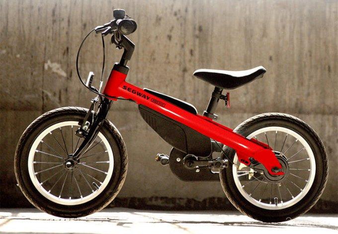 Kids Bike children's Bicycle from Segway (8 photos)