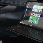 6922 Lenovo Blade: concept fancy notebook 2-in-1