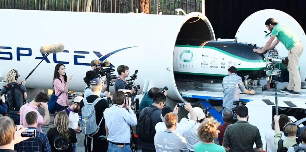 New test Hyperloop capsules will begin in August