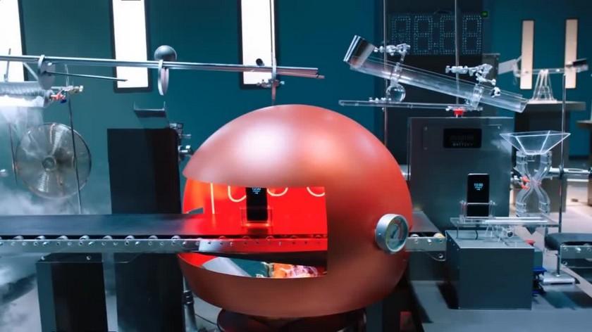 Persistent LG G6 and the Rube Goldberg machine