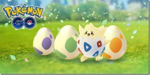Pokemon GO celebrate Easter