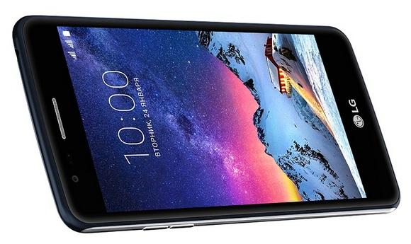 LG K8 2017 display