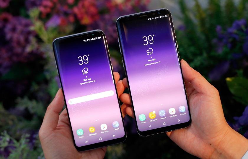 Samsung Galaxy S8 hits record pre-orders