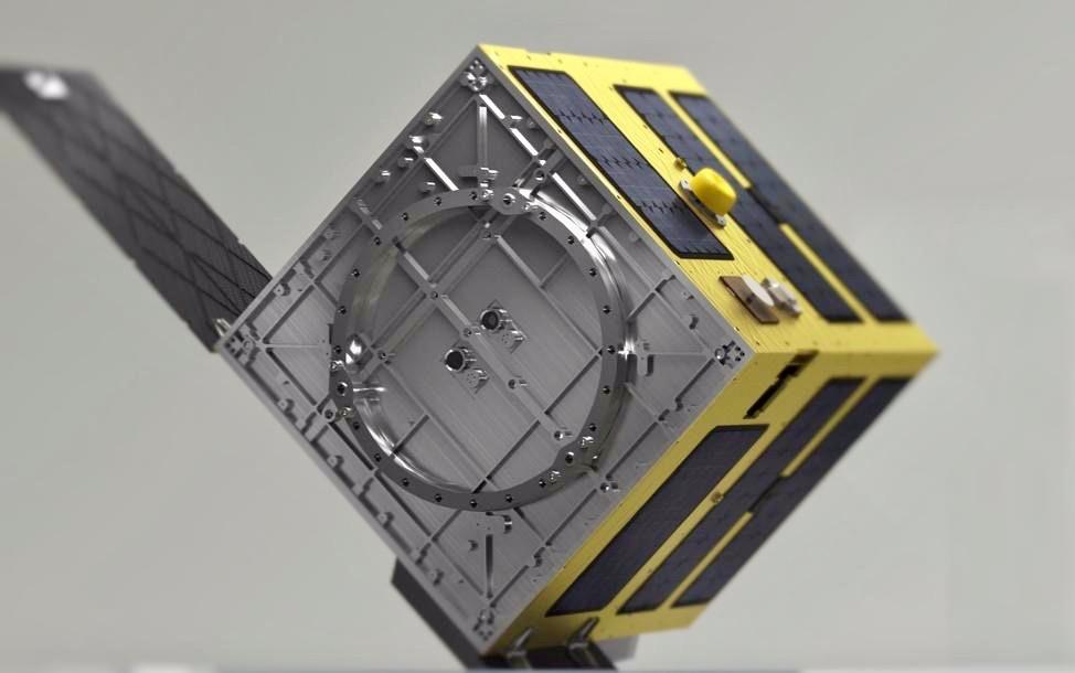 Singapore has developed a satellite-scavenger