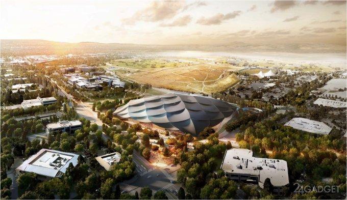 6416 The new Google headquarters (18 photos)