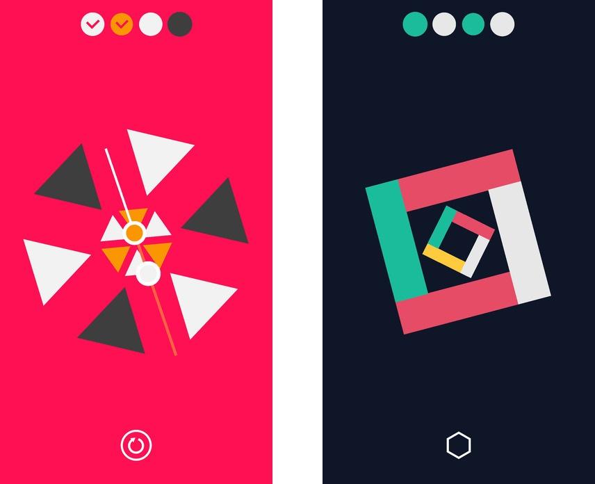 Топ-10 приложений для iOS и Android (10 - 16 апреля) - Linia (1)