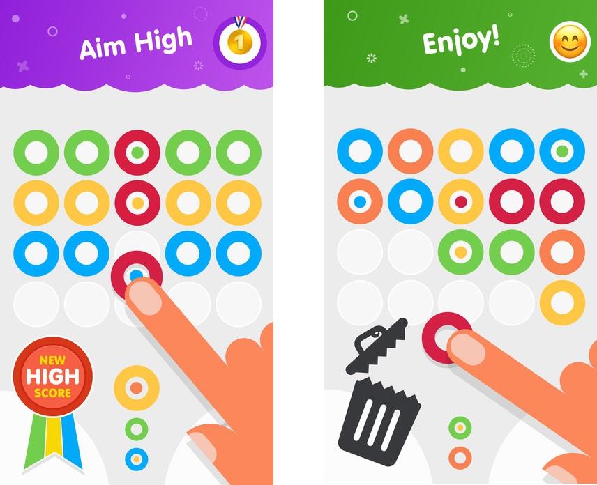 Топ-10 приложений для iOS и Android (10 - 16 апреля) - Omino! Logo (3)