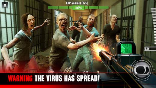 Топ-10 приложений для iOS и Android (10 - 16 апреля) - Kill Shot Virus (1)