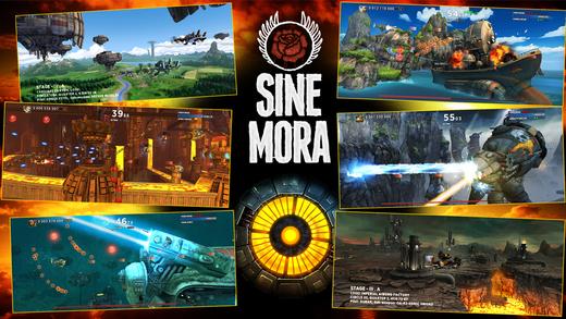 Топ-10 приложений для iOS и Android (10 - 16 апреля) - Sine Mora (1)