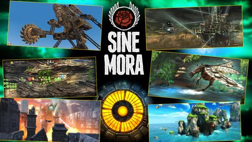 Топ-10 приложений для iOS и Android (10 - 16 апреля) - Sine Mora (4)
