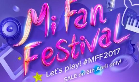 Win prizes at the Mi Fan Festival 2017