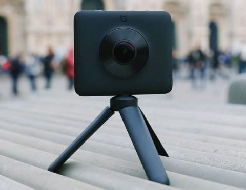 Xiaomi Mi 360° Panoramic Camera – a 360-degree camera for $245