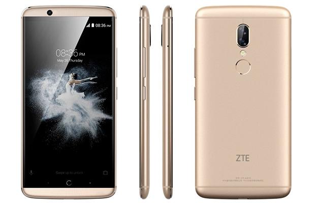 ZTE представила смартфон Axon 7s с двойной камерой и Snapdragon 821 - фото 1