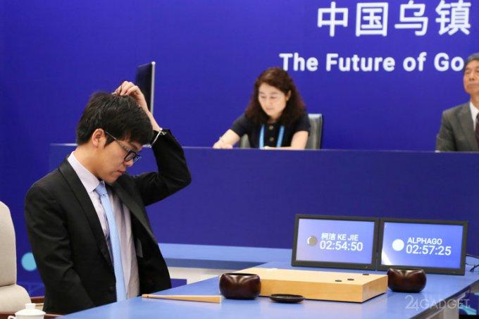 AI AlphaGo leaves the big sports winner (3 photos)