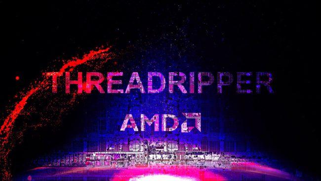 9988 AMD has introduced a 16-core processor Ryzen Threadripper