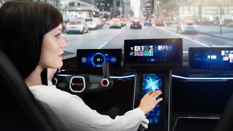 Bosch готовится запустить платформу Automotive Cloud Suite