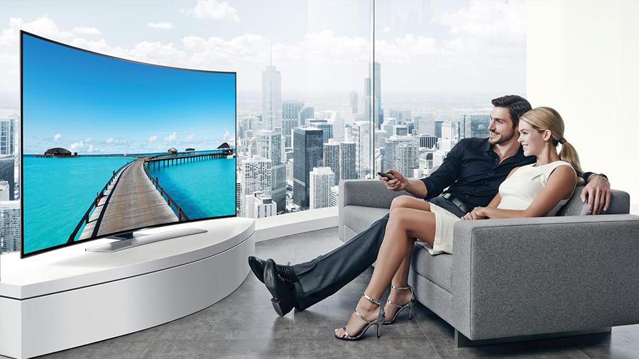 Выбираем телевизор или Как не попасть на маркетинговую «удочку» - Изогнутый экран